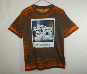 Under Armour Mens Star Wars Force Be With You Graphic T Shirt Size Sm Med Large