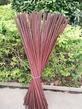 "25pcs 27.5"" Bamboo Flowers Stick Dyed Color 70cm Garden Stakes Supporting Flower"