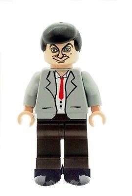 Custom Progettato Figure Mini - Mr Bean Stampato Su Parti Lego Negozio Online