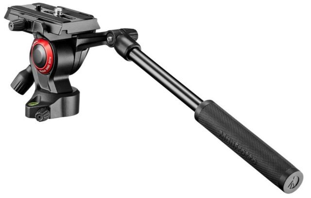 Manfrotto Befree Live Video Head Mfr # MVH400AH