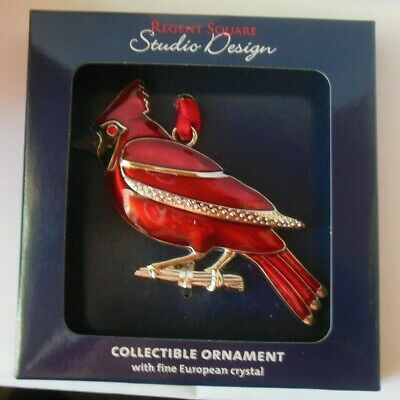 STUDIO DESIGN Regent Square Collectibl Christmas Ornament CHAMPION  photo stars