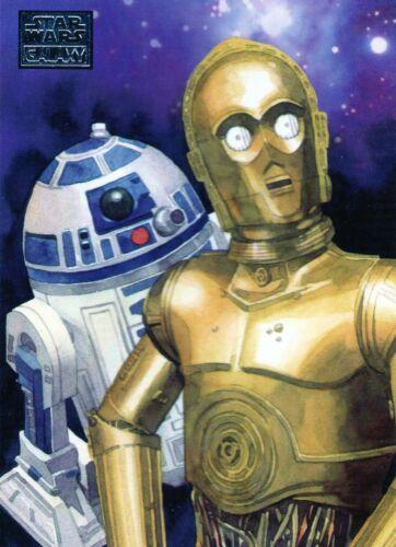 Star Wars Galaxy  Series 6   Individual Trading Cards
