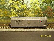 KADEE MICRO-TRAINS N SCALE #70050 50'3 3/4' MECHANICAL REEFER NP #594/720