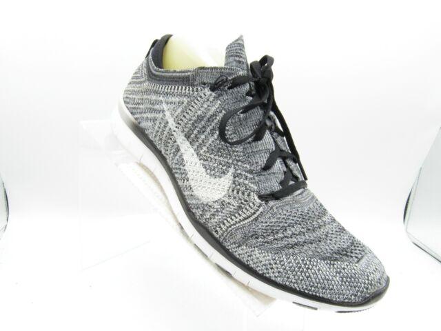 Nike Free TR Flyknit 5.0 718785-001 Sz