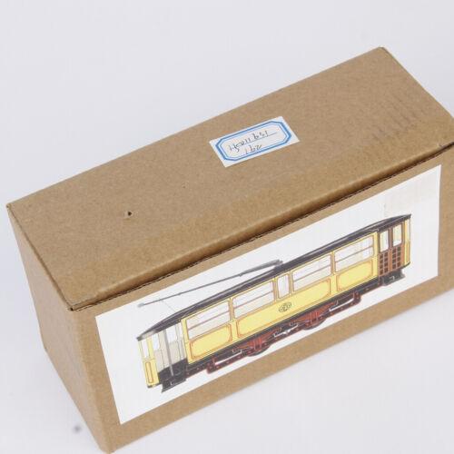 Blechspielzeug Straßenbahn Blech Zug Trolley Spielzeug Mit Wind Up Spielzeug