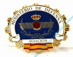 PLACA-CHAPA-EJERCITO-DEL-AIRE-6-2X5-2CMS-09186-M-DECORACION-ORNAMENTACION