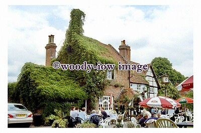 Photograph Buckinghamshire Clever Pu0775 The Queens Head Pub In Little Marlow