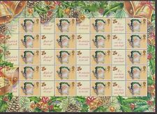 GB QEII SMILER STAMP SHEET UMM MNH 2002 LS10 CHRISTMAS CRACKERS 10% OFF 5+