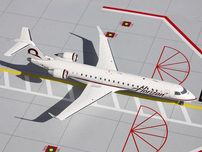 Gemini Jets 1 200 Scale Horizon Air CRJ-700 N606QX G2QXE333