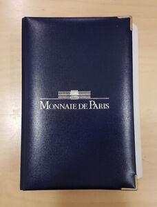 Monnaie de Paris Coffret BE Belle Epreuve PROOF 11 pièces 1997