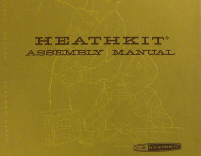 HEATHKIT SB 101 FULL ASSEMBLY OPERATION MANUAL Digital Manual EBay