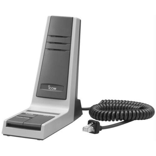 ICOM SM26 Desktop Microphone 8 pin modular jack Fits Numerous Model Radios