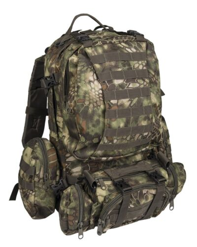 Mil-tec Defence Pack assambly mochila trekking senderismo backpack