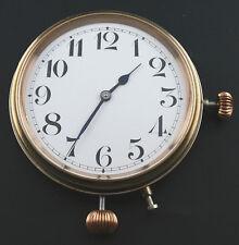 Autofahrer (drivers watch) Cockpit Uhr mit  1/4 Repetition (Unikat) (47)
