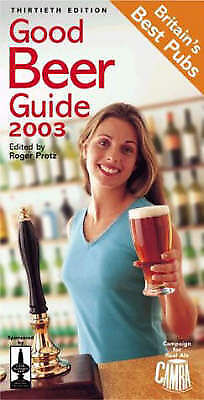 1 of 1 - The Good Beer Guide 2003 2003, CAMRA, New Book