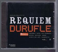 DURUFLE CD NEW REQUIEM JOEL SUHUBIETTE