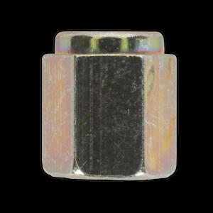 Frein-Tuyau-ecrou-M10-x-1-mm-court-femelle-pack-de-25-SEALEY-BN10100-De-Sealey