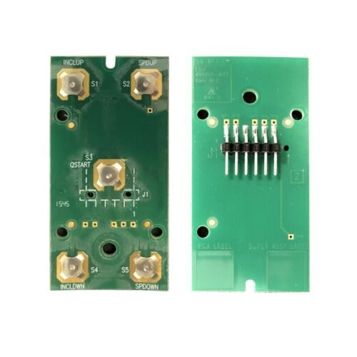 Precor D-Pad PCA Snap-Dome PCB