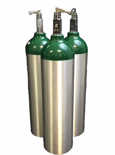 Oxygen Tank For Sale >> Aluminum Oxygen Cylinder D W Toggle Each