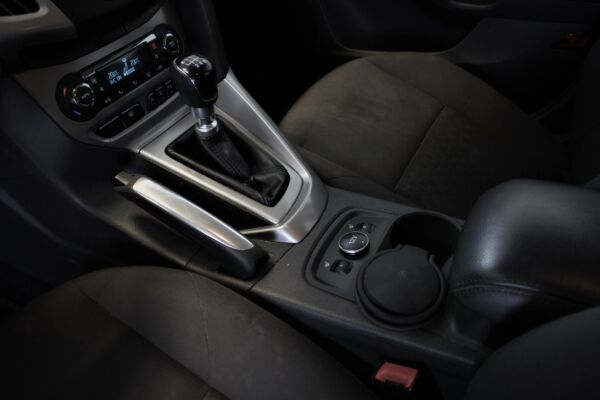 Ford Focus 1,0 SCTi 125 Edition stc. ECO billede 10