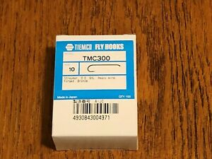 Size 14 100 Tiemco Fly Tying Hooks TMC 5212