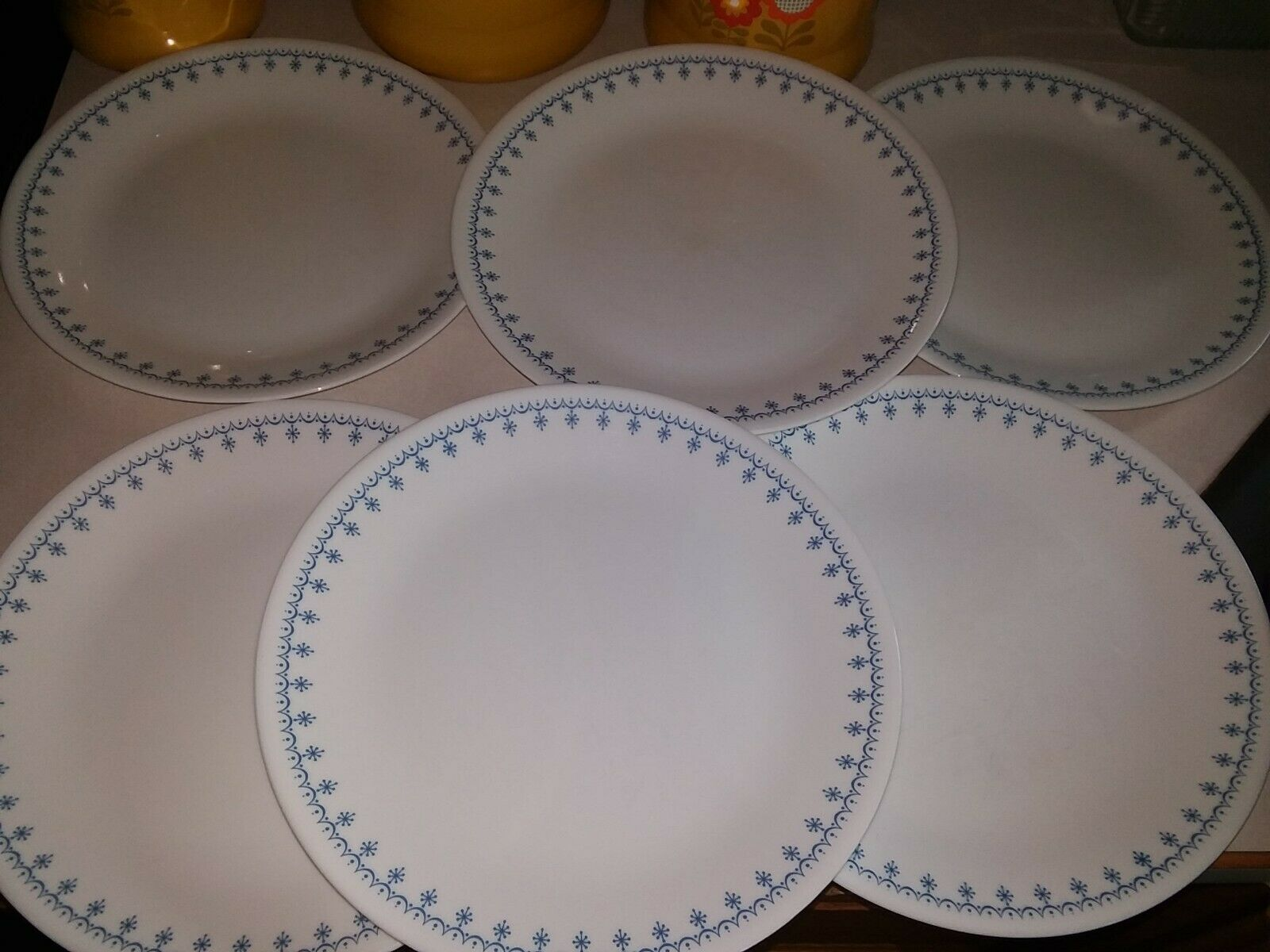 Livingware 10.25 Divided Dish Set of 6