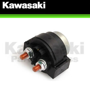 NEW-1987-2007-GENUINE-KAWASAKI-KLR-650-STARTER-SWITCH-SOLENOID-27010-1314