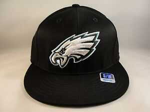 Image is loading Philadelphia-Eagles-NFL-Reebok-Size-S-M-Flex-Hat- d8877a57b