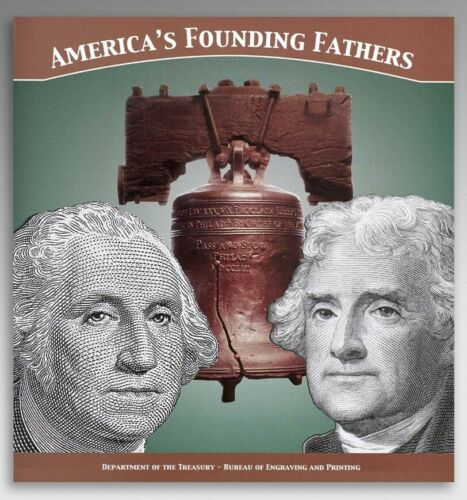 America/'s Founding Fathers 2018 Currency Set