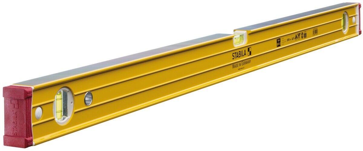STABILA Wasserwaage Type 96-2, 100 cm