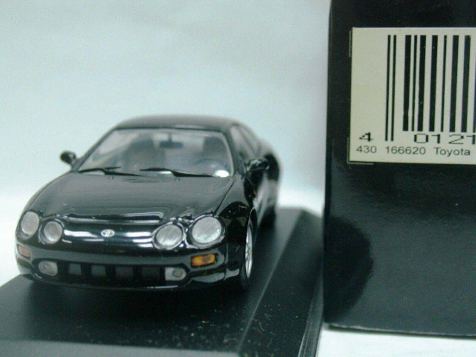 Wow extremadonnate raro 1994 Toyota Celica ST202 Ss-ii Gt Coupe nero 1 43 Minichamps