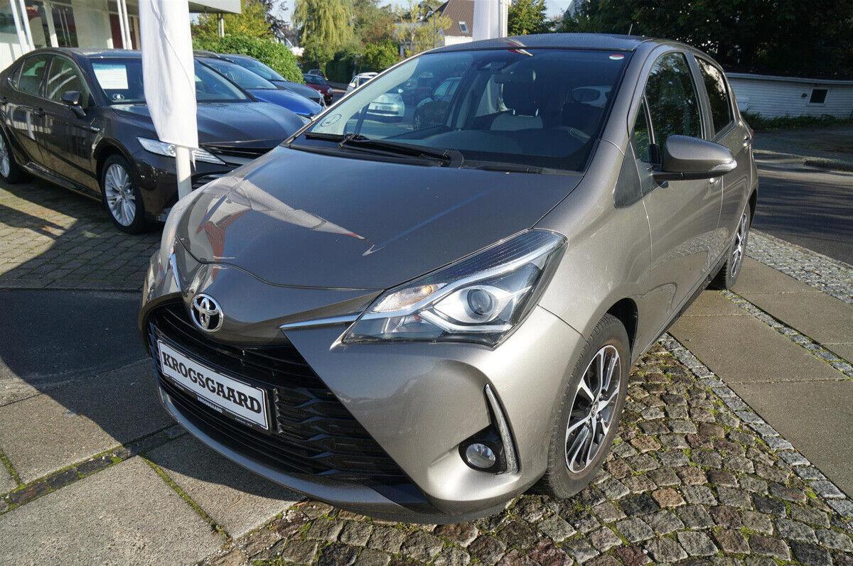 Toyota Yaris 1,5 VVT-iE T2 Premium 5d - 149.900 kr.