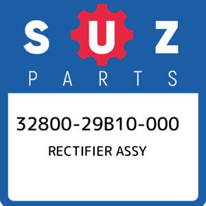 32800-29B10-000-Suzuki-Rectifier-assy-3280029B10000-New-Genuine-OEM-Part