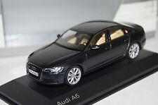 Auidi A6 aviatorblau 1:43 Audi/Schuco neu & OVP 501.10.061.23