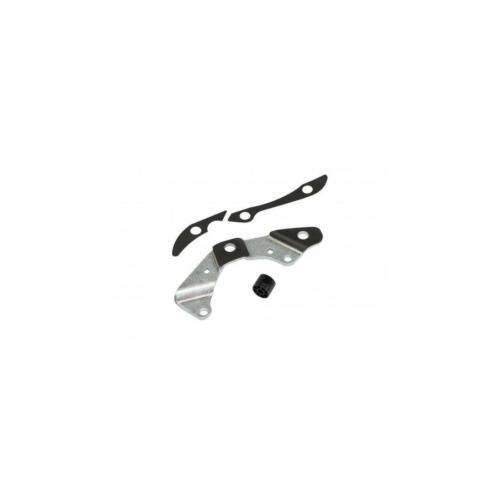 Montageplatte Bosch Service Kit Montageplatte inkl 2 Dämpfungsfolien