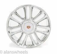 "4 Cadillac Escalade Ext Esv Chrome 22"" Wheels Rims Free Shipping 5358"
