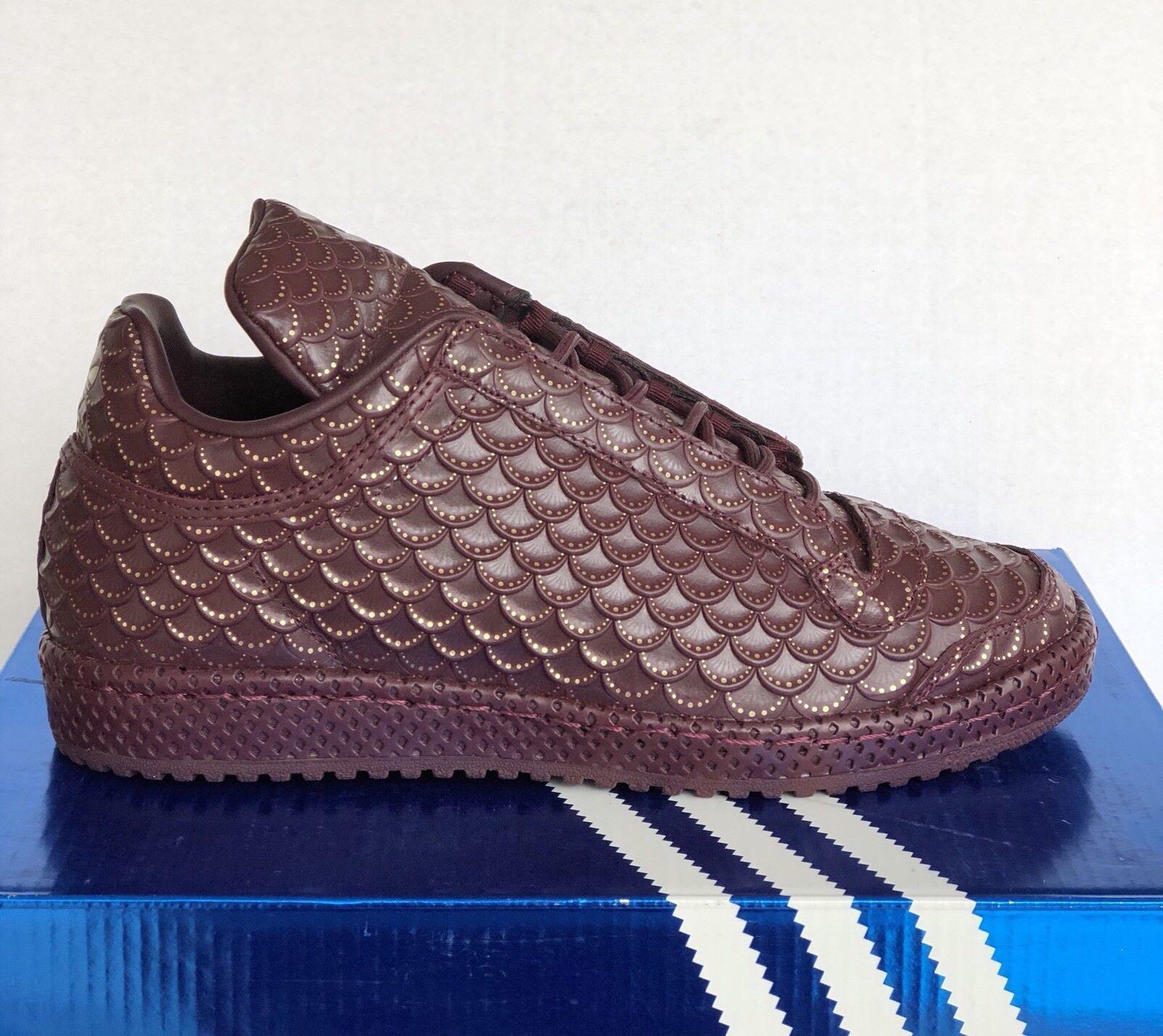 Adidas zehn mitte pc - braune gold flakes (d70353)  neu  sz
