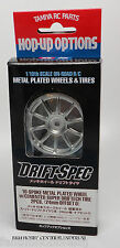 New Tamiya 54022 RC Spoked Wheel w/ SD Touring Car Drift Tires - 24mm / 0 (2pcs)