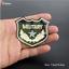Patch-Toppa-Esercito-Militare-Military-AirBorne-AirForce-Ricamata-Termoadesiva Indexbild 7