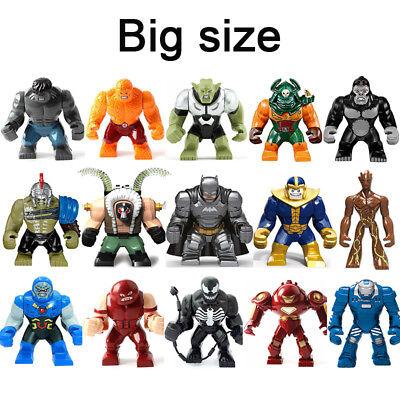 Avengers Bane Mask Figure Batman Dc Lego Fit Gauntlet End Game Marvel UK Seller