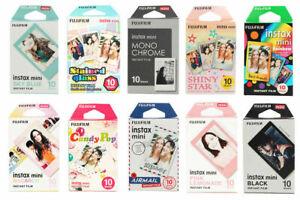 Fujifilm Instax Mini 9/11 - Film - verschiedende Motive - Fujifilm Fachhändler
