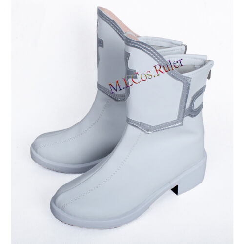 New Style Sword Art Online Asuna Yuuki Anime Cosplay Booots Cos Shoes Customized