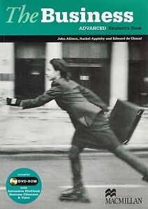 Macmillan-THE-BUSINESS-Advanced-Student-039-s-Book-amp-DVD-ROM-Pack-I-R-Appleby-NEW