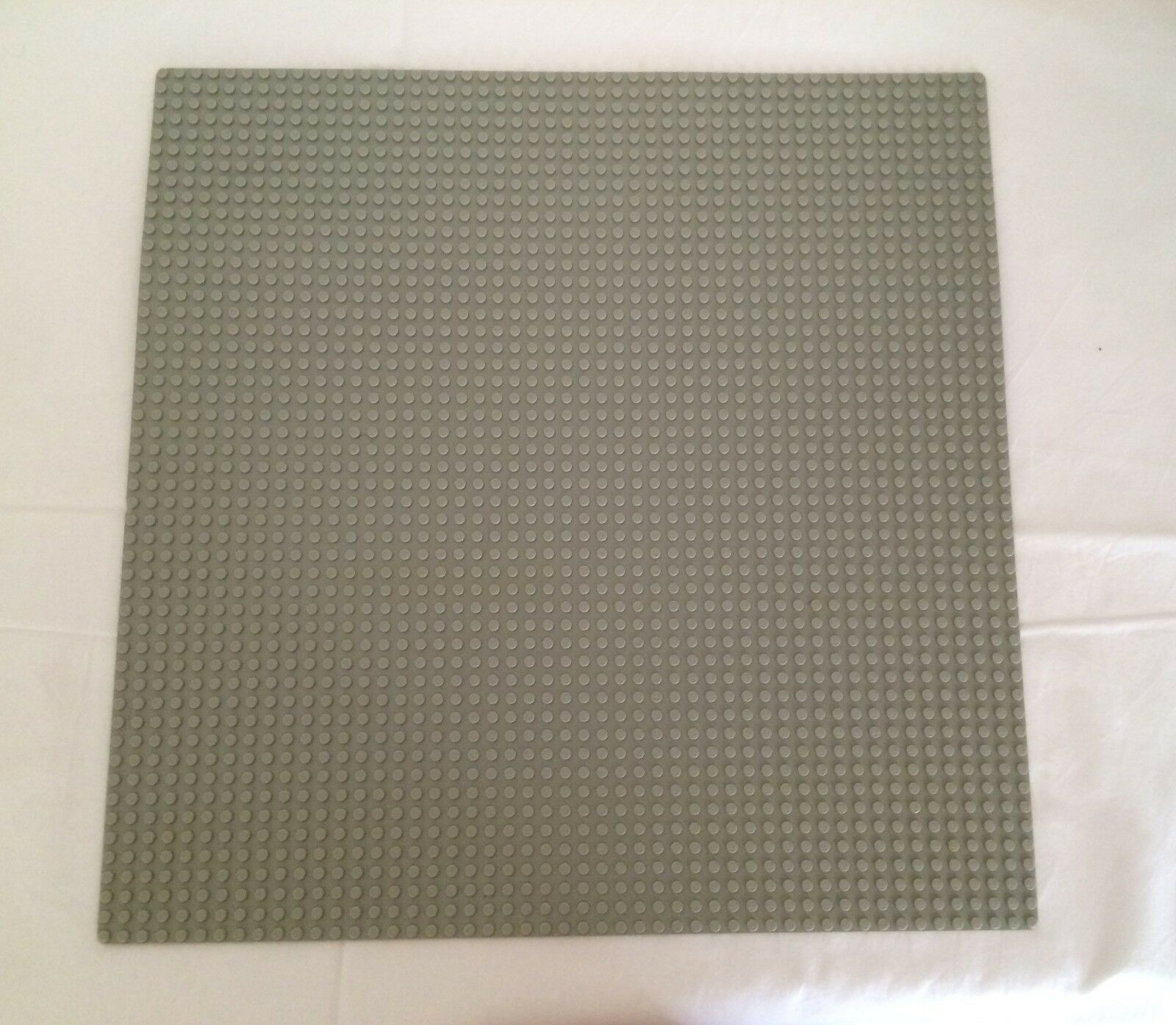LEGO® CLASSIC SAMSONITE 079-1 GIANT BASE BASE BASE PLATE 50 X 50 STUDS LIGHT GREY 40X40cm 0980de