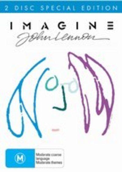 Imagine: John Lennon (2 Disc Special Edition) * Music DVD * NEW