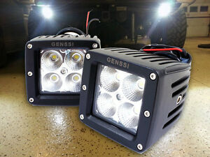 image is loading dual-reverse-backup-light-kit-with-wiring-harness-