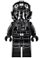 thumbnail 2 - sw632 Lego Star Wars 75095 - UCS TIE Fighter Pilot Minifigure w Blaster - New