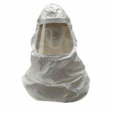 Scott Safety Fh22 Tychem Hood Visor Protective Mask Spirit Tornado Proflow Papr