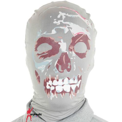 Scary Halloween 2nd Skin full morph mask Zombie Muscle, Dracula Morphmask