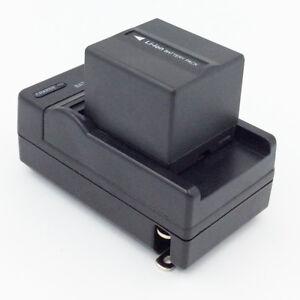 Cargador De Batería Para Panasonic CGA-DU21 NV-GS27EF GS27EG GS28GK GS30 GS30B GS33